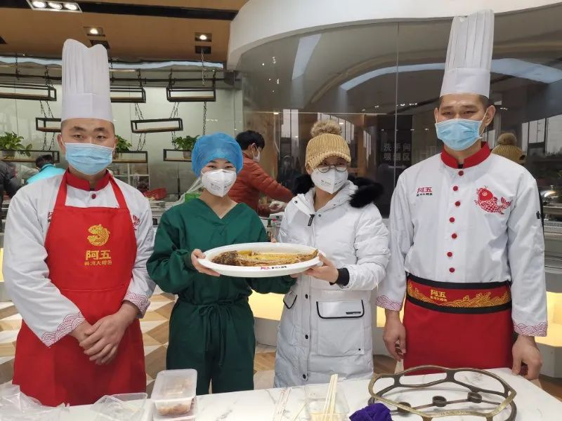 河南赴武汉厨师