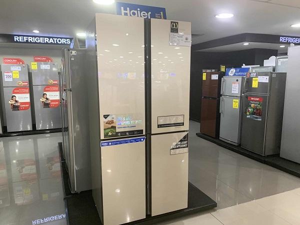 2020电冰箱销售排行_2020全球洗衣机需求料降,冰箱冷柜销量预计微增2.7
