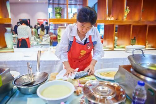 """阿五杯""""黄河鲤鱼烹饪大赛第五届4.jpg"""