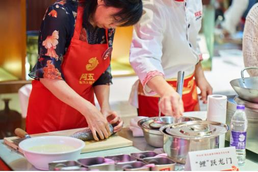 """阿五杯""""黄河鲤鱼烹饪大赛第五届6.jpg"""