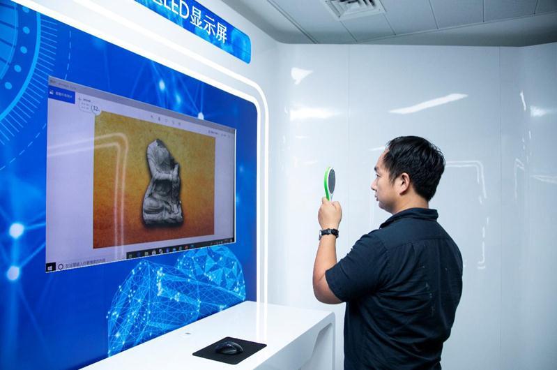 河南移動「5G智慧博物館」項目獲大獎 讓國家寶藏放異彩