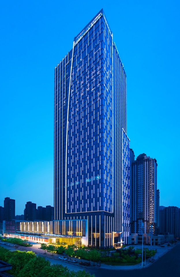 郑州富力万达文华酒店