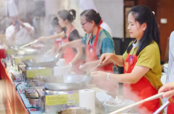 阿五杯黄河鲤鱼烹饪大赛