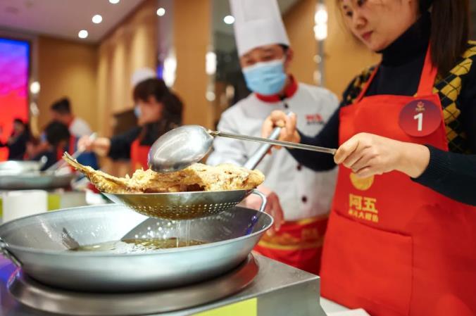 """@""""阿五杯""""第五届黄河鲤鱼烹饪大赛完美收官8.jpg"""