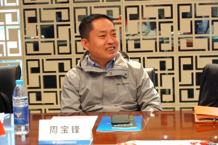 联合利华饮食策划中国区总裁张海涛访问郑州餐协1.jpg