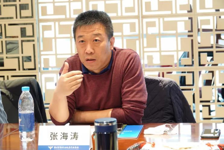 联合利华饮食策划中国区总裁张海涛访问郑州餐协5.jpg