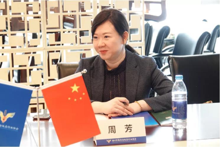 联合利华饮食策划中国区总裁张海涛访问郑州餐协2.jpg