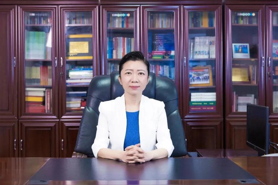 黄河科技学院校长杨雪梅