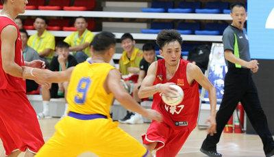 第十一届全国民族运动会主会场首场比赛开赛 河南男子