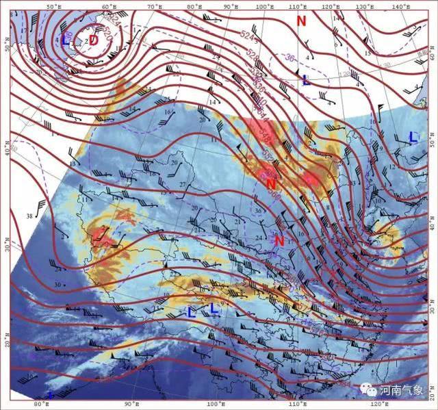 未来三天河南继续晴暖模式,明天全省大部地区最高温将升至24℃!