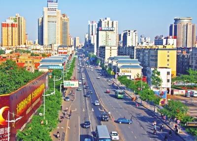 郑州市东大街