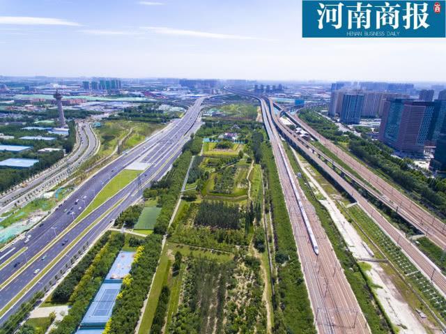 你好,新郑州!带你换个角度认识这座飞速发展的城市