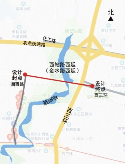 郑州西流湖高架桥