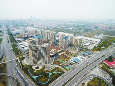 中国(中原)跨境电商产业园