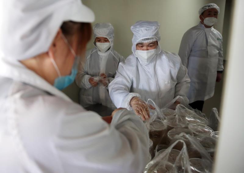 郑州企业全面复工,记者探访怎么解决吃饭问题?啥时候能叫到外卖?