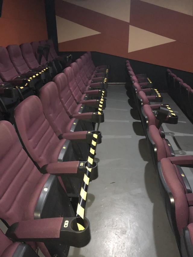 场场赔钱?郑州电影院复工一周后情况咋样?有负责人称票房不及去年同期三成