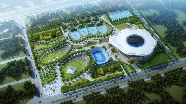 """郑州再添一座顶级网球场馆!被千株樱花""""包围"""",还是这一比赛的永久举办地"""