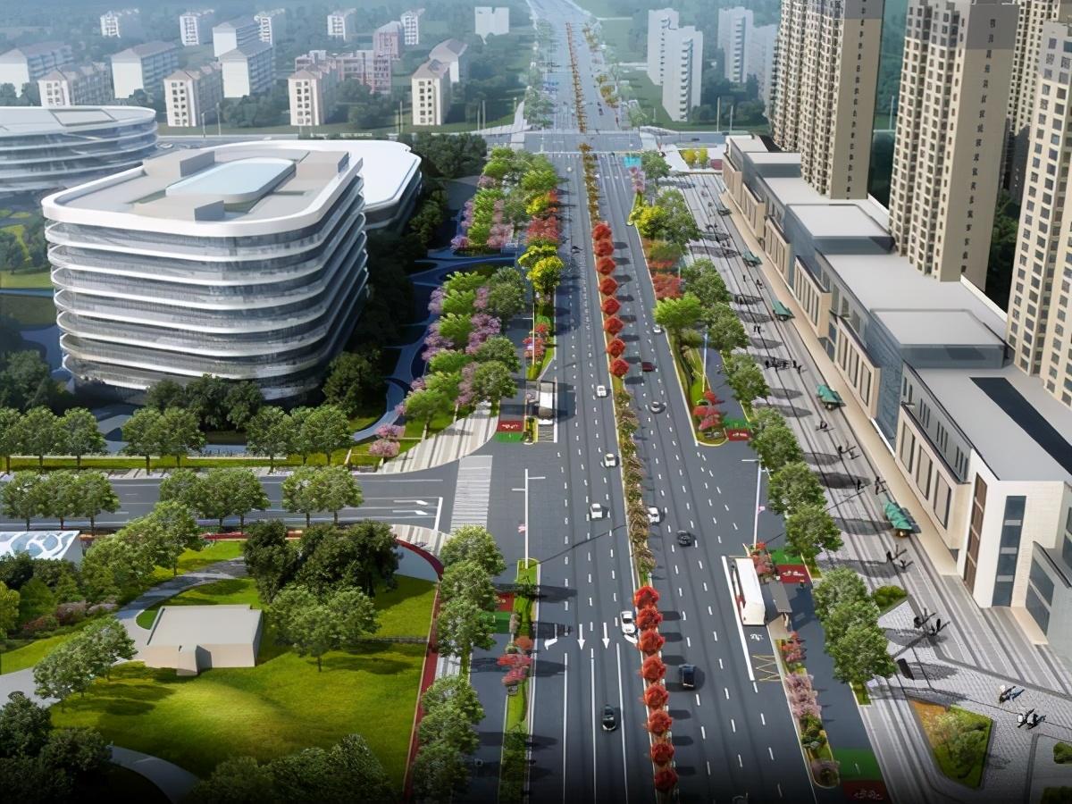 """郑州金水路将变身""""省府大道""""、 花园路升级为""""商业大道""""、中州大道成为""""迎宾大道"""""""