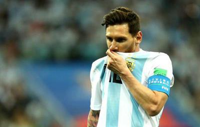 阿根廷0-3不敌克罗地亚 晋级希望渺茫