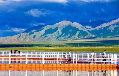 河南援疆干部眼里的哈密 看看这里风景有多美
