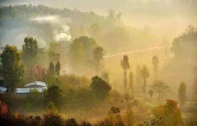 13个景点让你领略河南最美的秋天