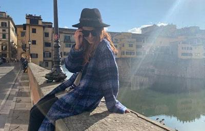 周杰伦带昆凌游佛罗伦萨 花式秀恩爱