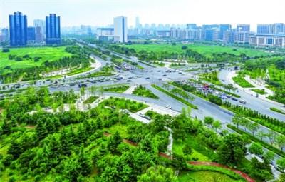 郑州7年增绿3亿平方米 相当于140个碧沙岗公园