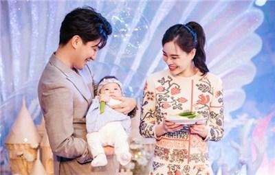 吴敏霞夫妇为女儿办百日宴 鞠萍何姿等到场祝贺