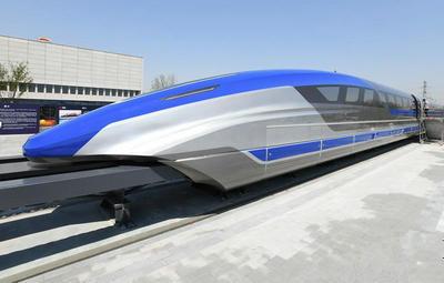 乘它,从北京到上海比乘飞机还快1小时!