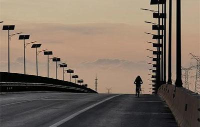 28天3000公里!许昌男子带着12岁儿子骑行看中国