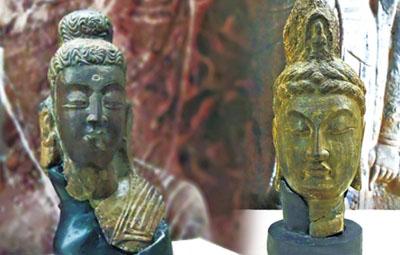 欢迎回家!龙门石窟8件文物亮相国家博物馆