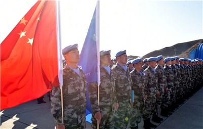 等你归来!中国第六批维和步兵营出征