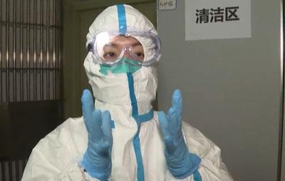 7层防护之下,探访武汉肺炎隔离区、发热门诊