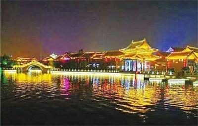 开封夜经济造富能力惊人 再现大宋不夜城的辉煌