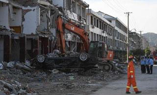温岭槽罐车爆炸遇难者增至20人 大规模搜救结束