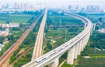 河南省首趟途径商合杭高铁发往杭州的列车启航