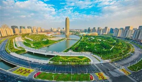 """""""国际郑""""入选""""2020中国最具幸福感城市""""候选榜单"""
