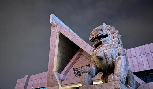 阔别五年!河南博物院主展馆终于开放了