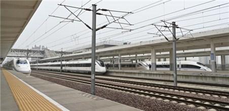 新建太焦铁路郑州局管段开始联调联试