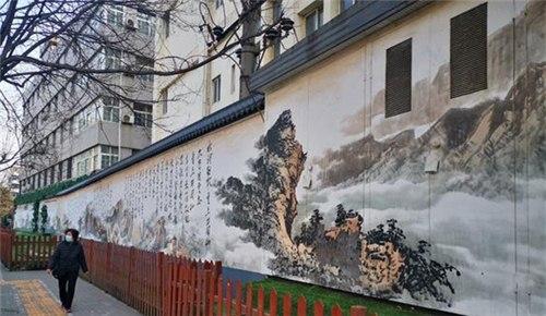"""郑州不少""""网红墙""""遭""""涂鸦""""而被刷白,到底该咋保护?"""