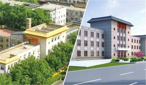 """郑州曾经的地标性建筑67岁""""飞机楼""""下个月""""再起飞"""""""
