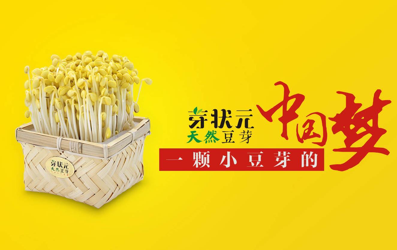 """一颗小豆芽的""""中国梦"""""""