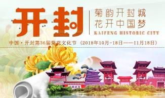 中国·开封第36届菊花文化节