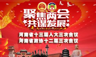 2020年河南省两会